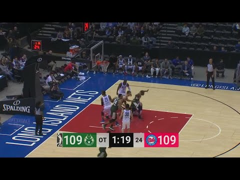 Brandon Jennings (29 points) Highlights vs. Long Island Nets