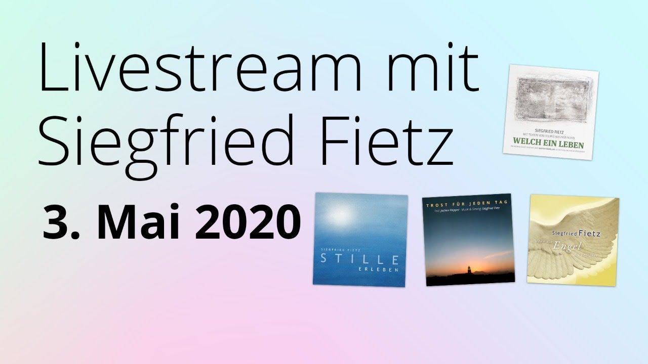 Online-Konzert am 03.05.2020