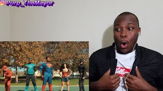 """Superhero Gamebreaker"" Justice League Parody -(FULL VIDEO) By: King Vader-Reaction!!!"