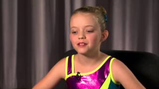 Mckenna Shoots For The Stars Featurette #1
