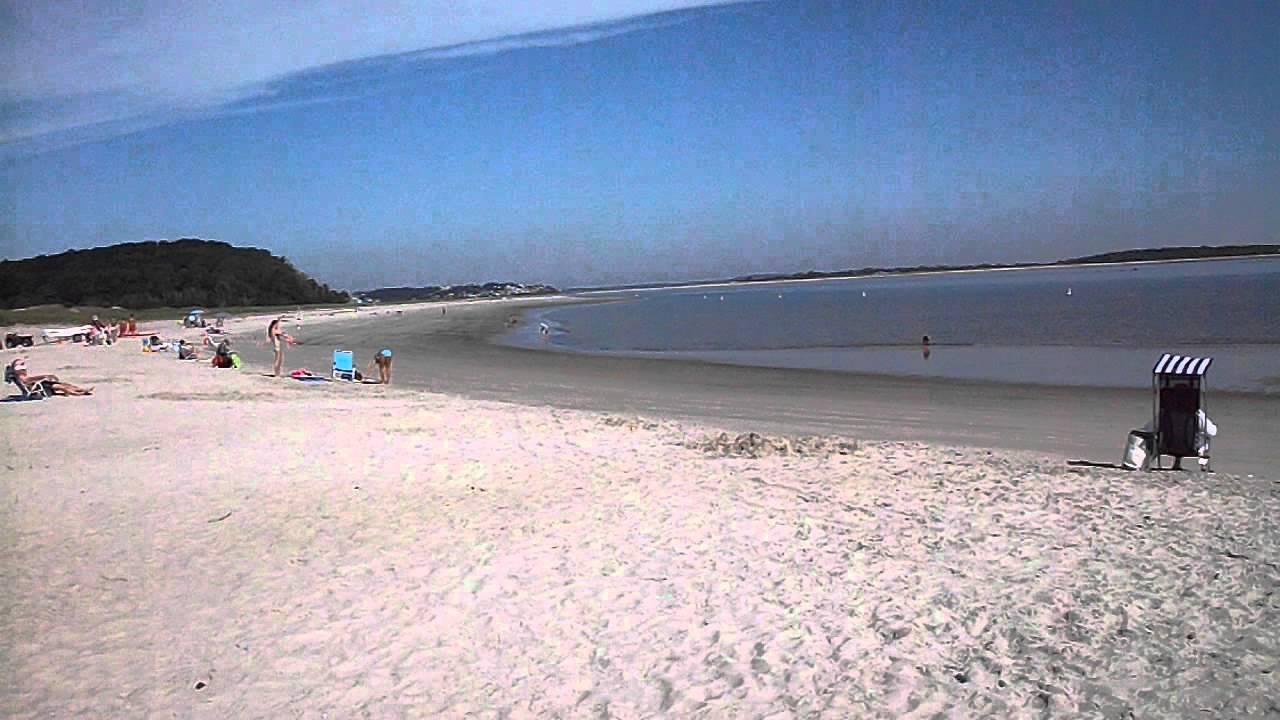 Crane Beach In Ipswich M