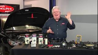 Why did your coil-on-plug module go bad? The Delphi Training Series...