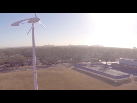 Renewable Energy Technology Program at Hutchinson Community College