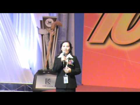 K-LINK International 10th anniversary - SCA Vi Thi Tien presentation