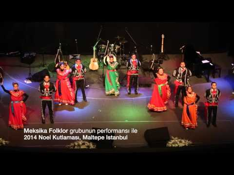 Mexican Christmas in Istanbul 2014