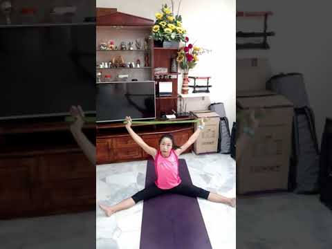 35 Minutes Whole Body Stretching Class