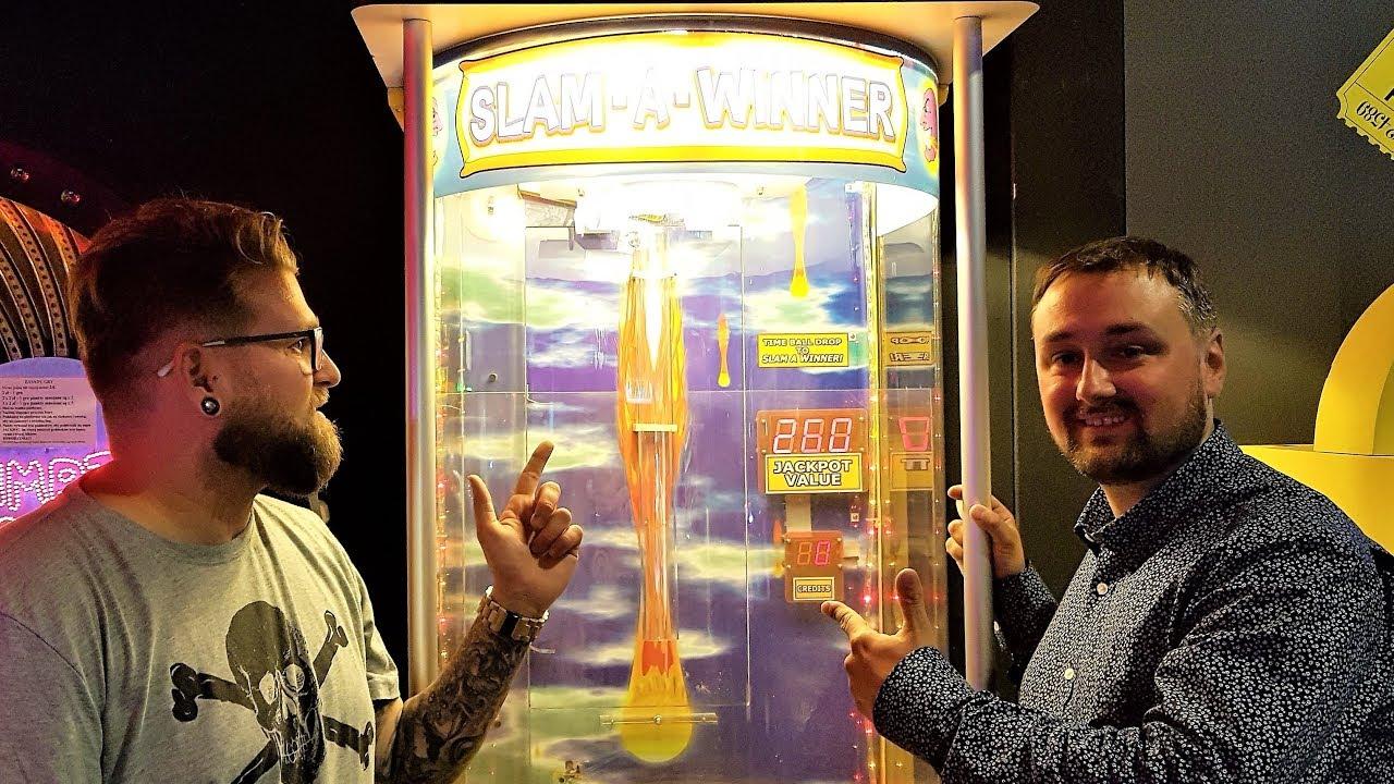 Ile można wygrać na automacie SLAM a Winner | Bez kanału