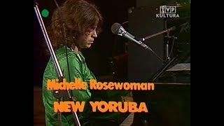 "michele rosewoman ""new yoruba - jazz jamboree 1984"" (full)"