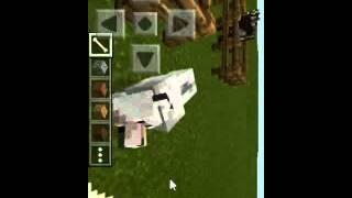 Как приручить животных в minecraft на андройд