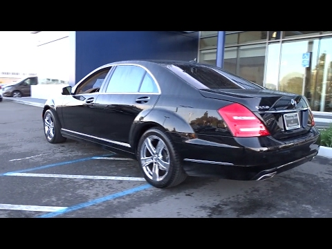 2011 mercedes benz s class pleasanton walnut creek for Mercedes benz livermore