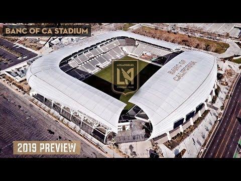 LAFC Banc of California Stadium | 2019 Aerial Tour