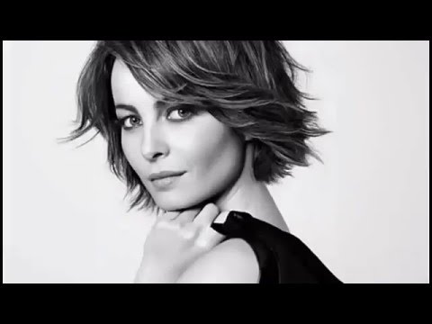 Short Hairstyles For Round Faces Haircut Trends For 2016 Youtube