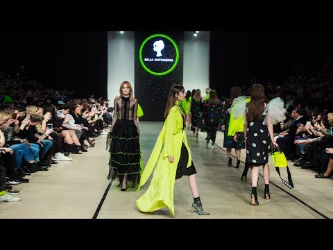 Показ Bella Potemkina NEON COLLECTION