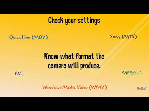 Pre Production - Video Tip