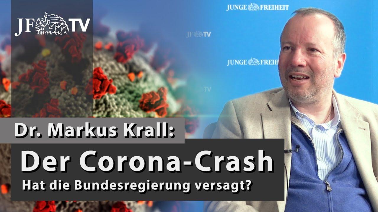 Der Corona-Crash: Hat die Bundesregierung versagt?