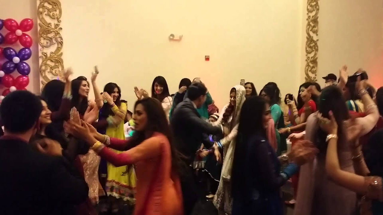 Pakistani Engagement Party @ Royal Albert - YouTube