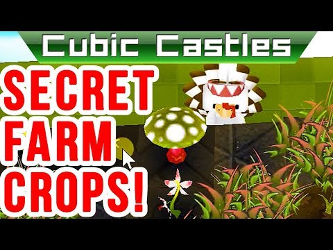 Cube Cavern Crafting Guide