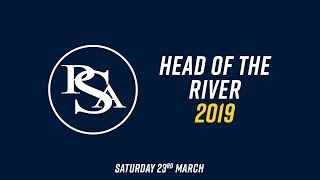 Public Schools Association Head of the River 2019 thumbnail