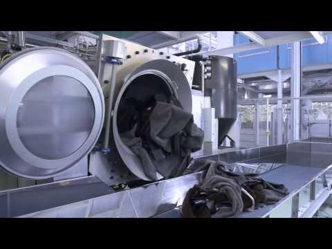 Kannegiesser - Professional Workwear Processing - Alsco Italia