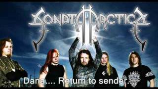 Sonata Arctica - Letter To Dana (return to sender) with lyrics