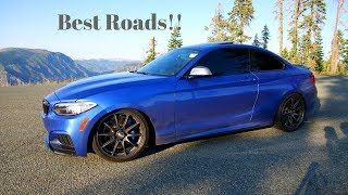 Finding the Best Driving Roads in  California!| Car Enthusiast Dream Drives|Tahoe Area