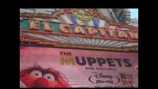 Morgan and the Muppets Star on the Hollywood Walk of Fame