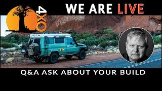 Baixar LIVE. Q&A YOUR 4WD BUILD. Andrew St Pierre White (COMPLETED)