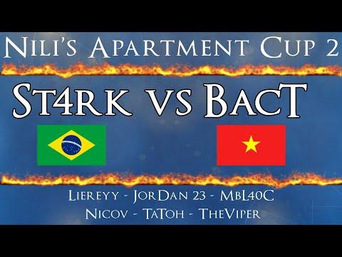 NAC2-Qualifier | St4rk vs BacT w/ DauT