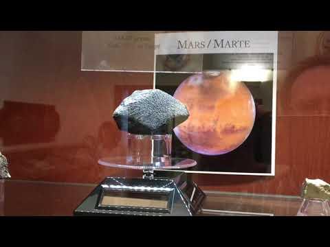 Nakhla Meteorite