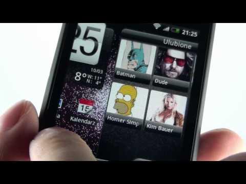 Wideo recenzja HTC Gratia na FrazPC.pl