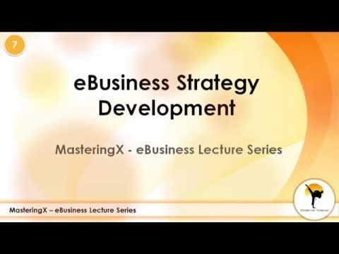eBusiness Strategy Development
