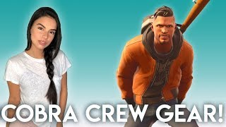 ⚪*Cobra Crew Gear in Shop!* New PC Player! // PC Grind! // Fortnite Battle Royale // 750 Wins