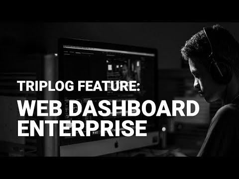 Web Dashboard Enterprise
