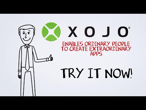 Try Xojo - YouTube
