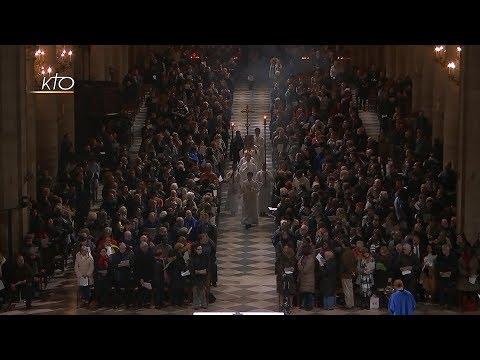 Messe du 26 novembre 2017