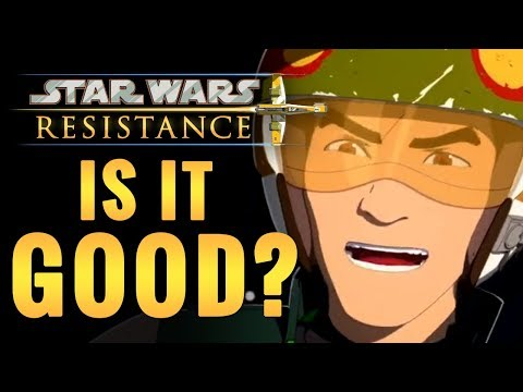 Is Star Wars Resistance GOOD?  | First Impressions