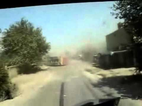 Ambushed In Iraq