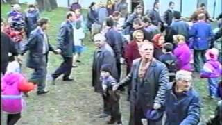 ЧОРТОВЕЦЬ. ВЕЛИКОДНІ СВЯТА 1997 р. (№ ДЕВ'ЯТЬ)