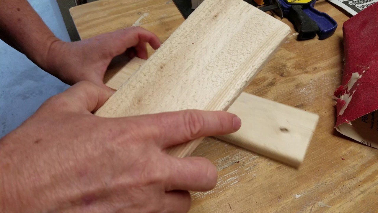 How To Use Ca Glue On Wood
