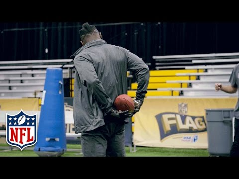 Antonio Brown Sets Guinness World Record for Behind the Back Catches | NFL
