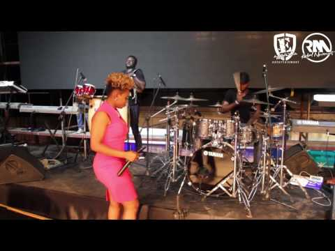 Yemi Alade - Fiesta 2016 Tanzania Press conference, Souncheck and rehearsal