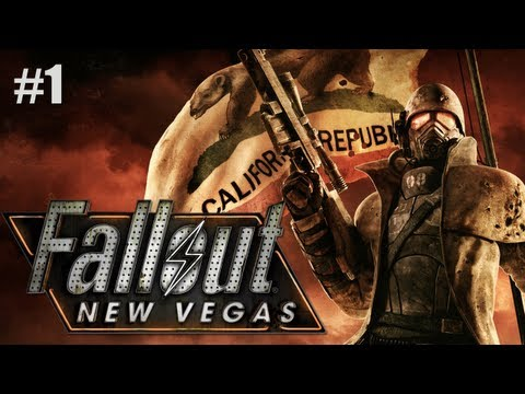 "Fallout: New Vegas | Part 1 ""It Begins..."" Walkthrough, Playthrough, Let\'s Play"