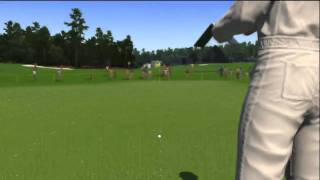 Tiger Woods PGA TOUR 12:  The Masters - Tournament Difficulty