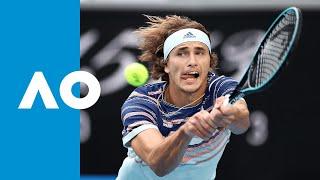 Fernando Verdasco vs Alexander Zverev - Match Highlights (3R) | Australian Open 2020