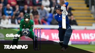 Opening for England with Jason Roy | Gillette World Sport