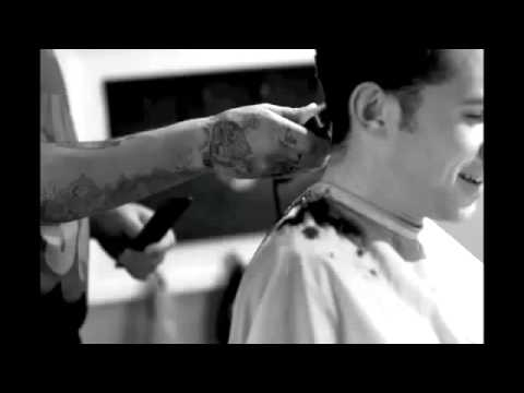 Tom Harmon Shave