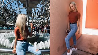 Travel With Me - Universal Studios + Flying to Vegas!