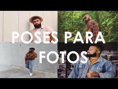 10 DICAS DE POSES PARA FOTOS MASCULINAS from YouTube · Duration:  8 minutes 36 seconds