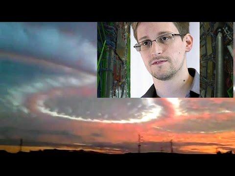 NSA WHISTLE BLOWER Assassination Agenda HAARP WEAPON! Snowden EXPLAINS 2016
