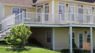 (SOLD) 46 Eddie Murphy Seaview Prince Edward Island Real Estate White Sand Beach PEI Atlantic Ocean